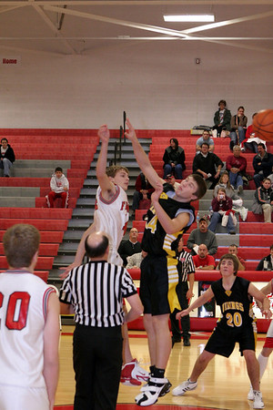 Boys JV Basketball - 12/18/2007 TriCounty