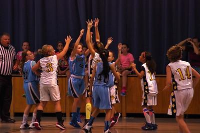 Basketball - JV Girls 2015