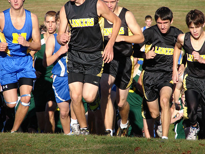 Bullock Creek cross-country-Midland Co. Meet