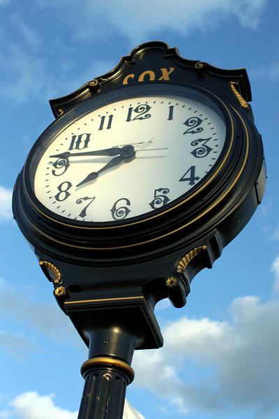 20100426 Rose Hill Clock