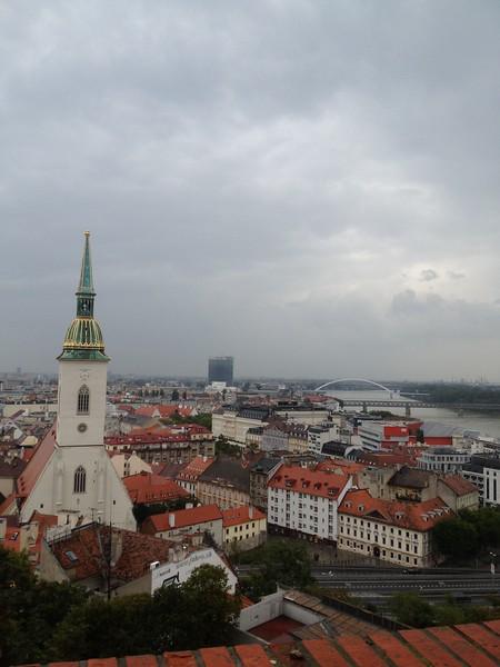 Bratislava - Rand Mirante '70