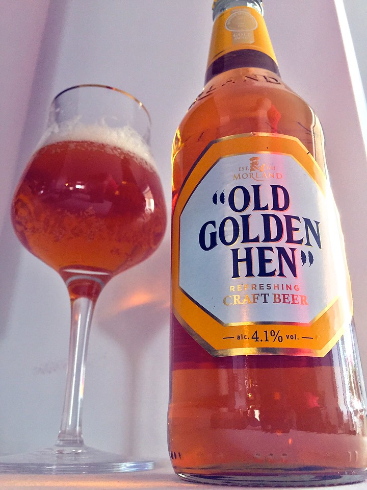 Old Golden Hen
