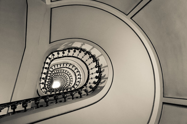 Staircases of Barcelona