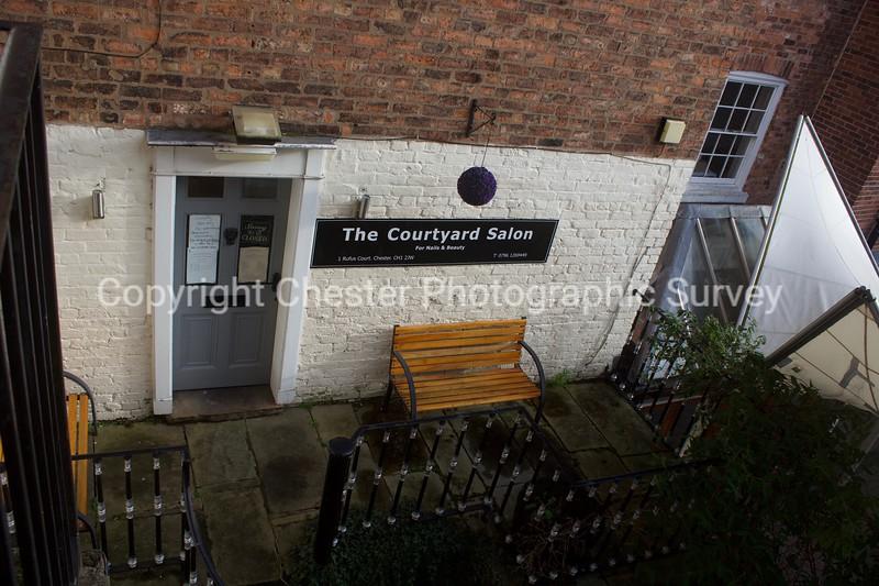 The Courtyard Salon: Rufus Court: Northgate Street