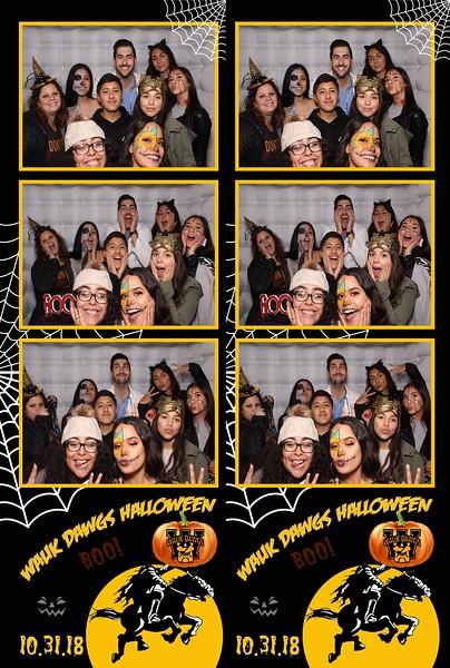 Wauk Dawg's Halloween (10/31/18)