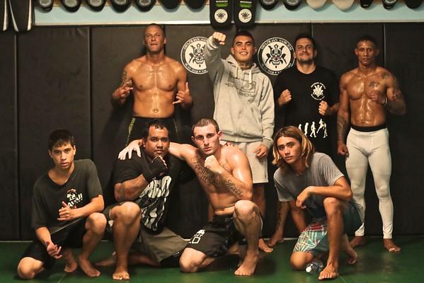 Brazilian Samurai MMA
