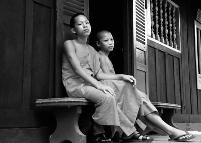 Asie  Religion  Noir & blanc