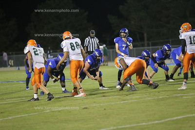 East Bladen 18 East Columbus football
