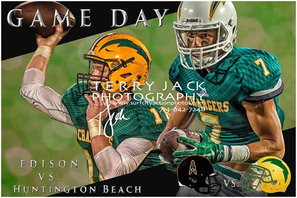 Edison vs. Huntington Beach
