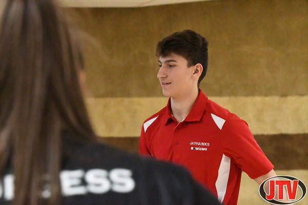 Napoleon, Grass Lake and Vandercook Lake Bowling 12-11-19