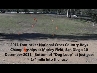 2011 Footlocker National Cross Country Championships