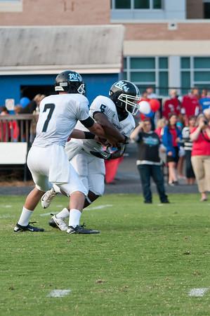 Whitman-Wootton Football 2011