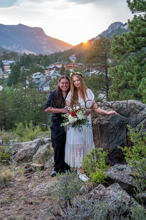 Adrienne and Alex - August, 2020