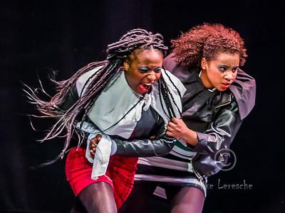 2014  -  Artscape Theatre - 16 shows