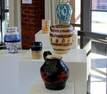 Ceramics - Cultural Unity Vessels