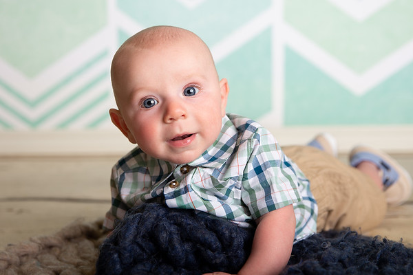 Jackson {4 Months}