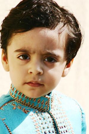 Hamza ki Sherwani