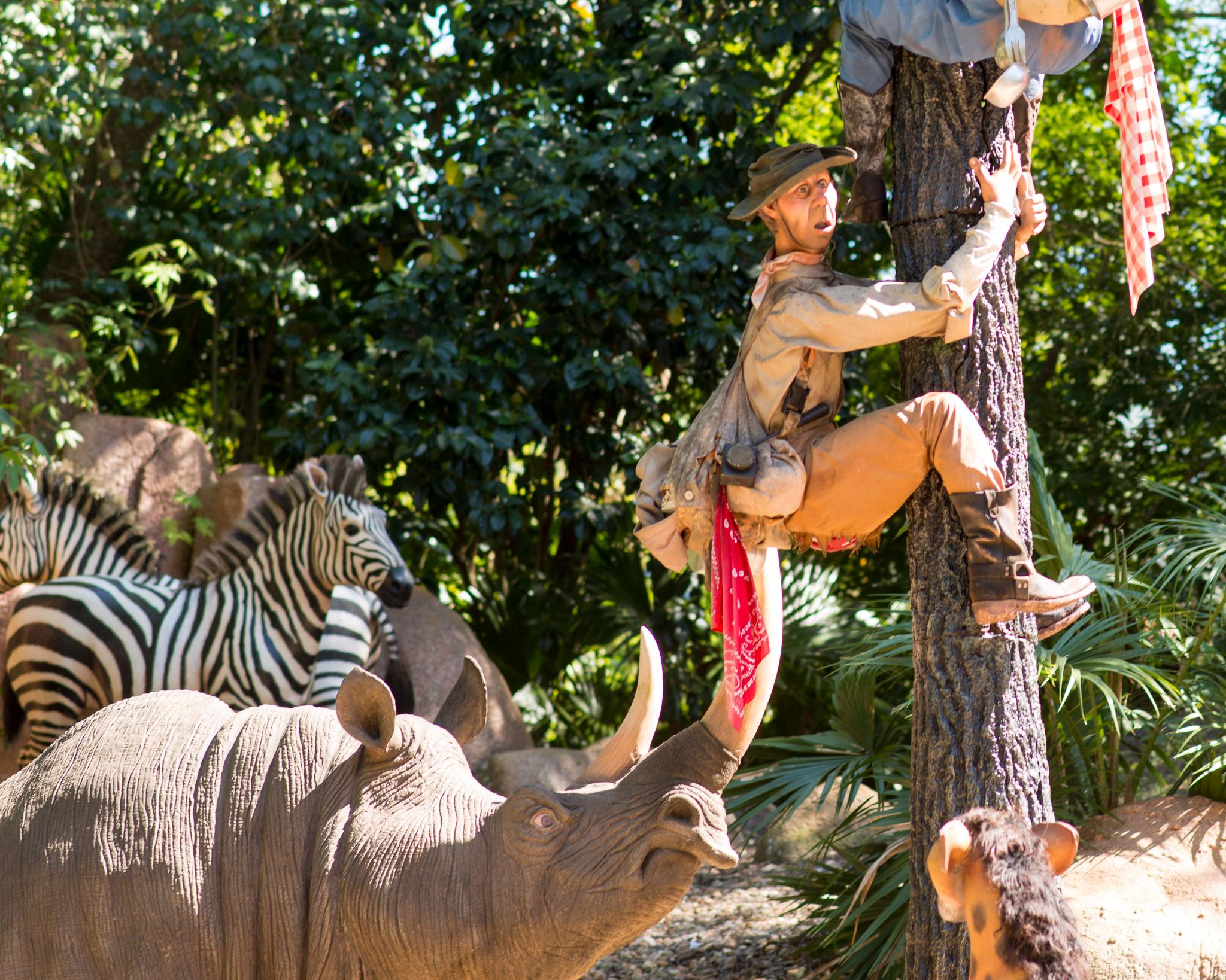 Jungle Cruise - Get the Point - Walt Disney World Magic Kingdom