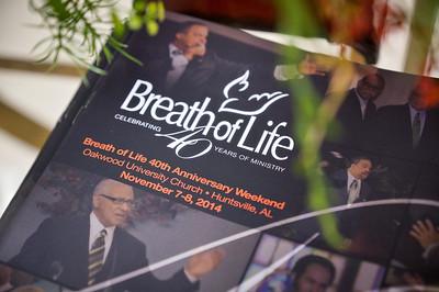 Nov.7.2014 - 40th Anniversary (Part I - Friday Evening Worship)