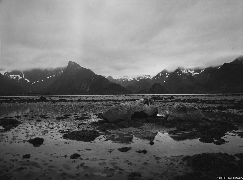 Pentax 6x7 Film, Lofoten
