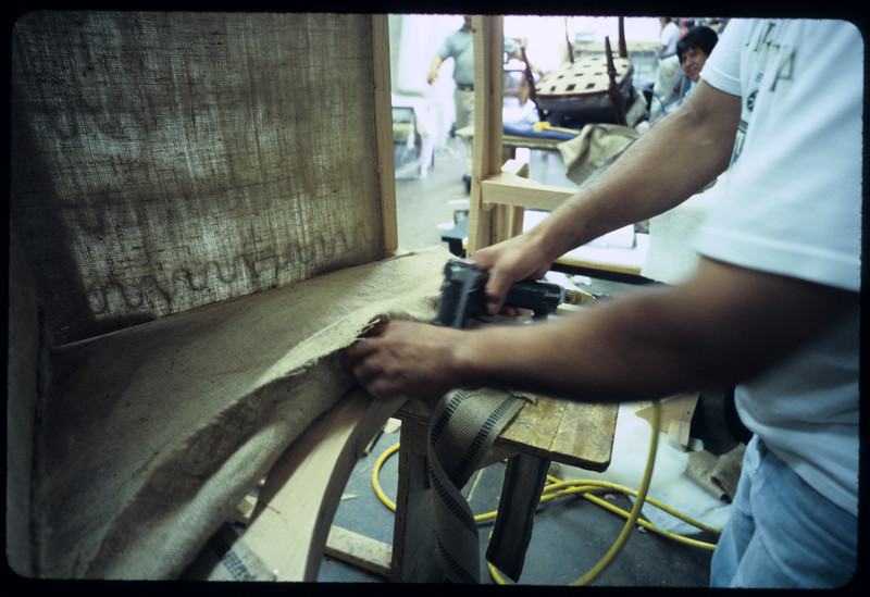 Fineman Brown Upholstery Co., West Hollywood, 2004