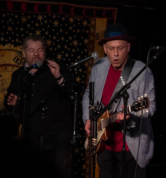 Alan Glen & Tim Hain