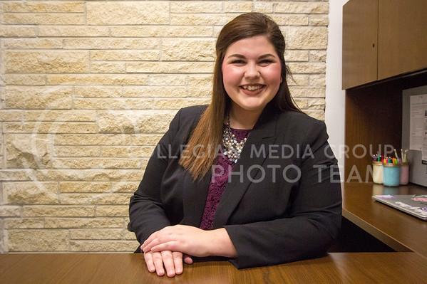 SGA Profile Senator Haley