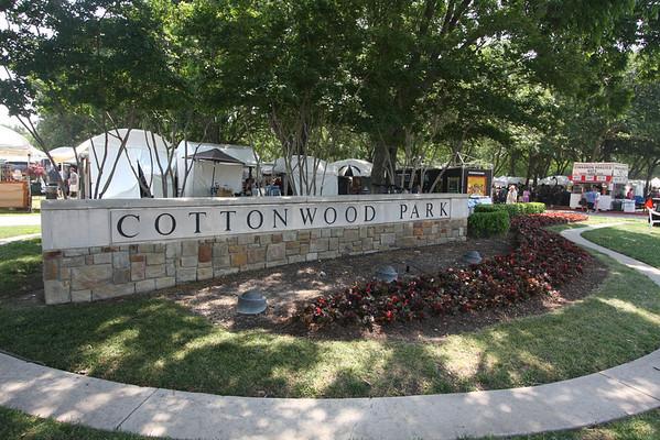 Cottonwood Park Festival May 2012
