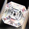 2.02ct Vintage Asscher Cut Diamond GIA E VVS2 10