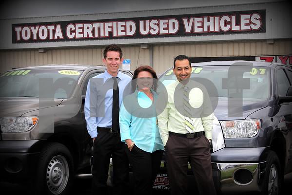 Modesto Toyota Photo shoot