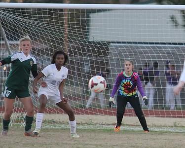 Girls JV Soccer (ASH)