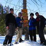 Lac Castor  (20 mars 2005)