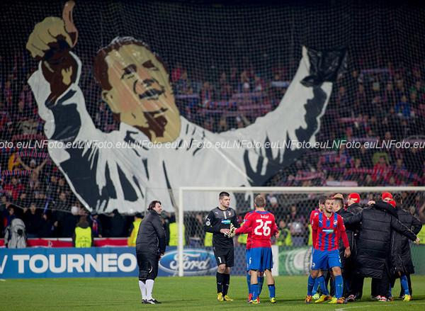 Plzeň - CSKA 2:1
