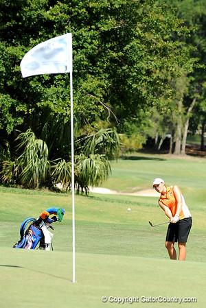 Photo Gallery: Women's golf, NCAA East Regional, 5/8/09