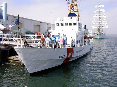 San Diego Festival of Sail 2005