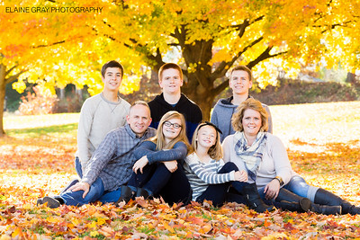 Numerick Family Session