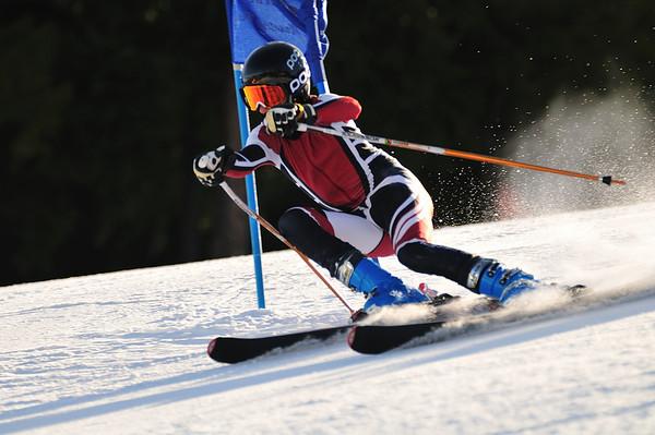 2011 On-snow Training