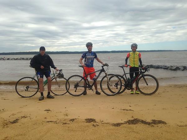 VA Capital Trail, Richmond to Jamestown