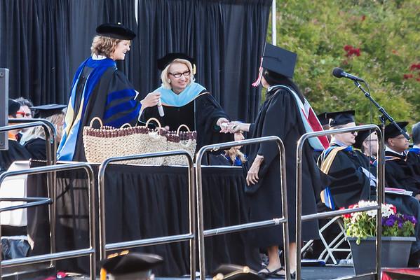 Donna's Graduation 2013