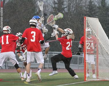 Penn Yan Lacrosse 4-16-13