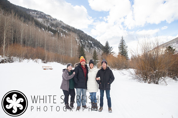 Vail Family Photos - East Vail - Delana