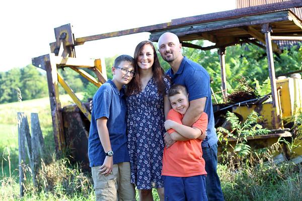 Jen & Mike Family