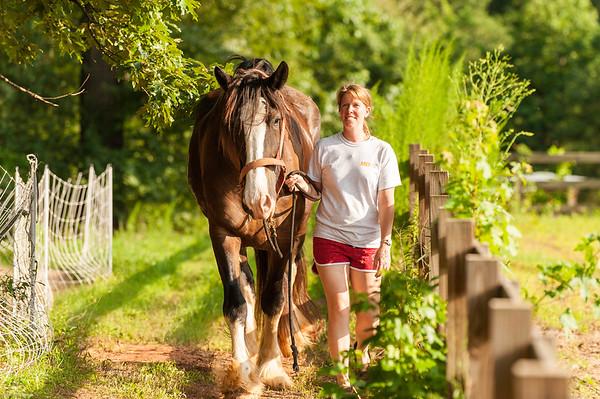 Jenny and Chad Farm 2015