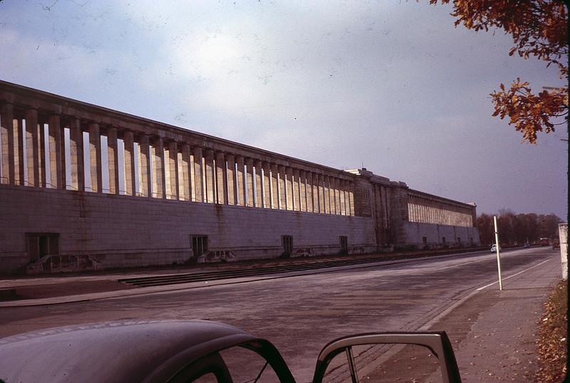 1964 10 Neuremburg hitler's amphitheater.jpg