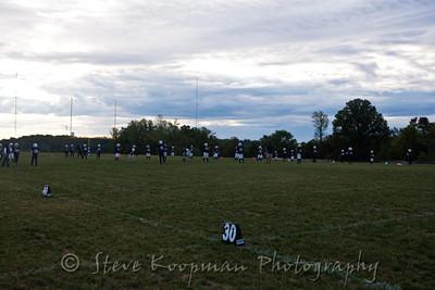 2011 FCC Football Blue vs White