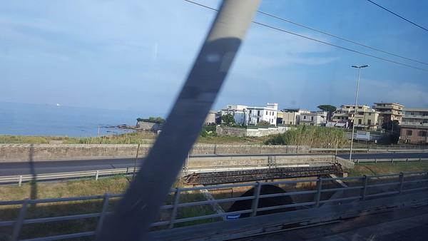 EscobarDay1 - Rome to Vernazza
