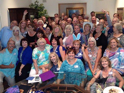 Irvington High School Reunion 72'
