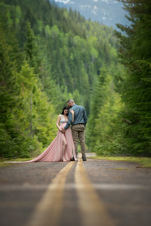 Emma & Colby - maternity