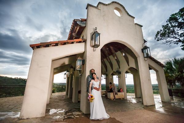 Emily and Omar's wedding