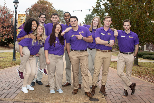 College of Business Ambassadors 2018